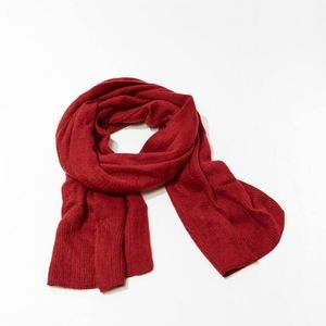 Forever 21 Maroon Blanket Scarf - NWT